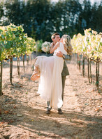 Shelly & Michael- a DIY budget wedding in Napa with 6 hours coverage